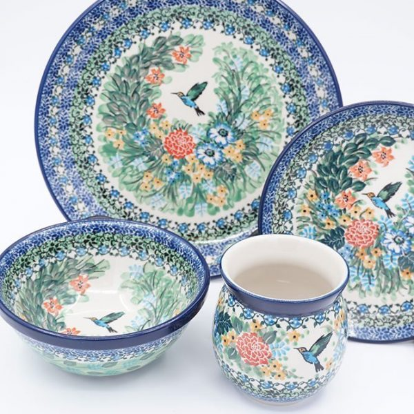 4-piece Dinnerware Set
