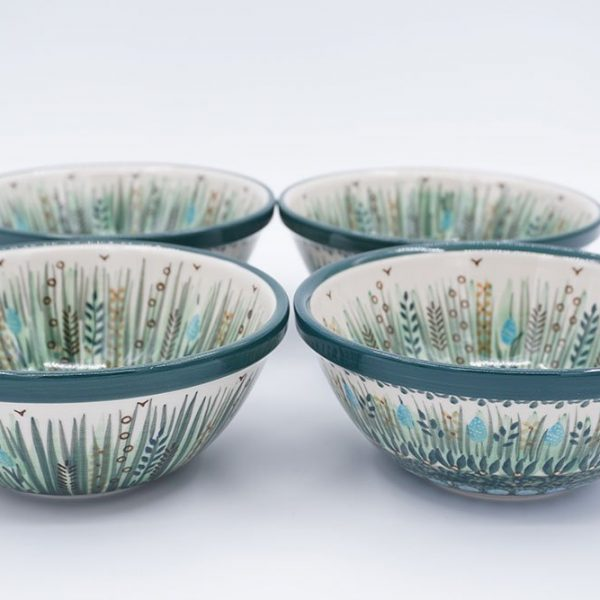 4-piece Salad Bowl Set