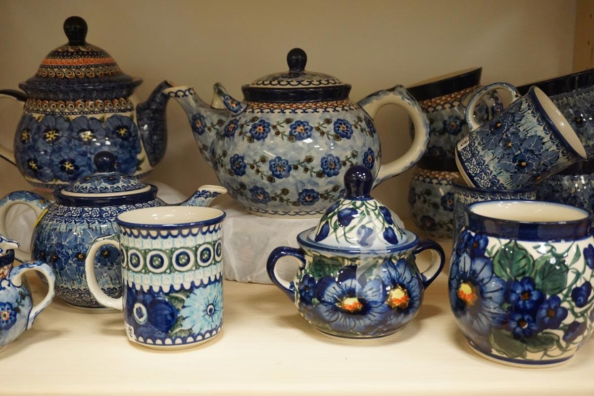 Coffee & tea sets